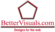 Better Visuals logo
